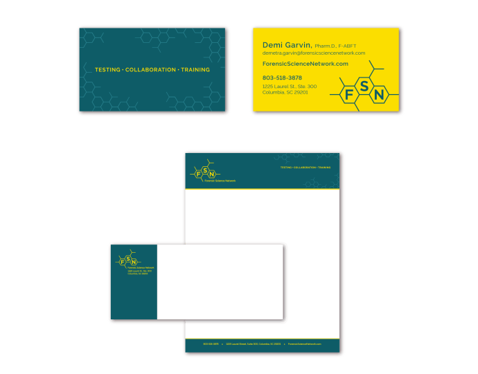 Forensic Science Letterhead