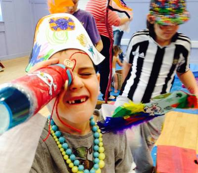 creative play sessions in middlesborough