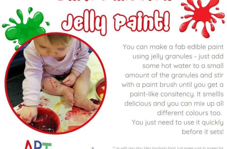 Edible Paint Ideas