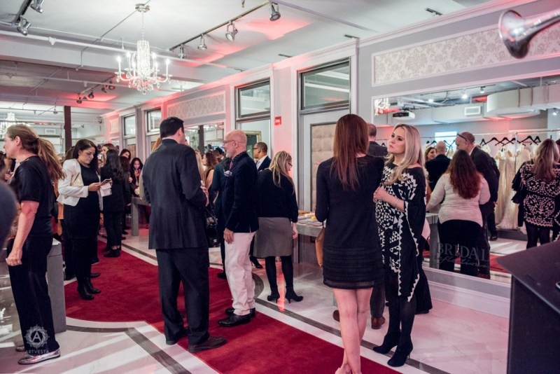 Sophisticated Weddings 2017 launch event at Bridal Reflections