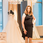 Elise at Panache Bridal