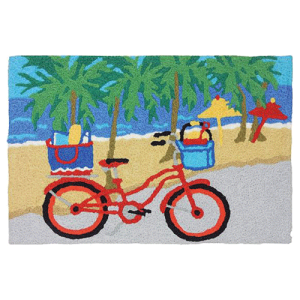 Beach Ride Jellybean Rug