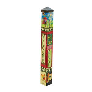 Crazy Coop Garden Pole - 3 Feet