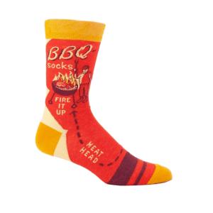 Mens Socks - BBQ Socks