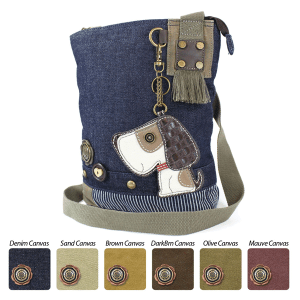 Beagle Crossbody Bag