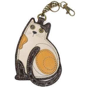Cat Keychain Coin Purse