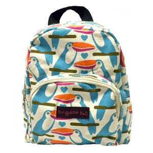 Toucan Bungalow 360 Mini Backpack