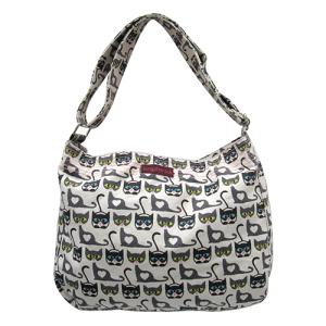 Cat Bungalow 360 Messenger Bag