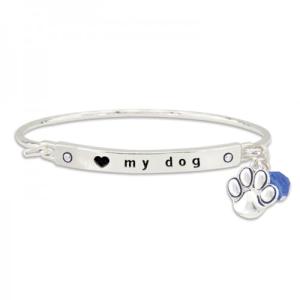 Love My Dog Say It Bracelet