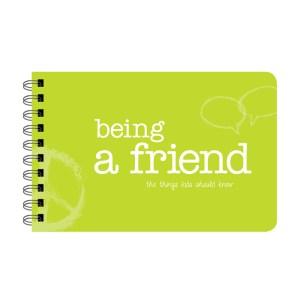 Being A Friend Book