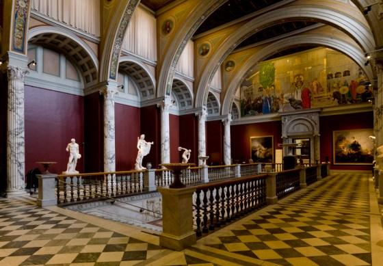 National Museum, Stockholm. Photo by Yanan Li/ mediabank.visitstockholm.com.