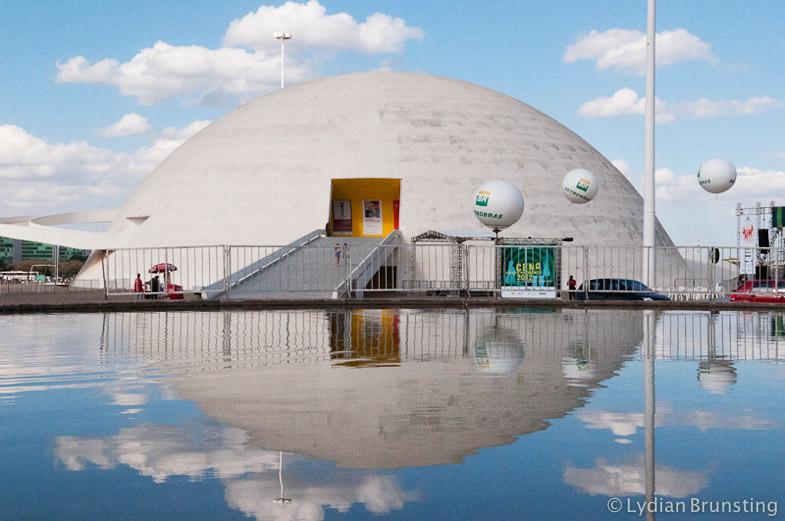 Brazil-Brasilia-Niemeyer-Museum-