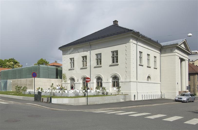 Oslo's Art Museums: Oslo Museum Arkitektur