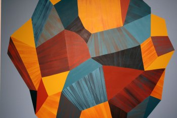 d.e.n contemporary presents Painting On Edge II