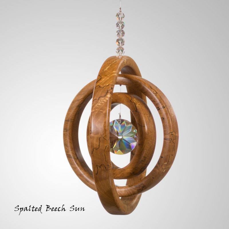 Ring Suncatchers