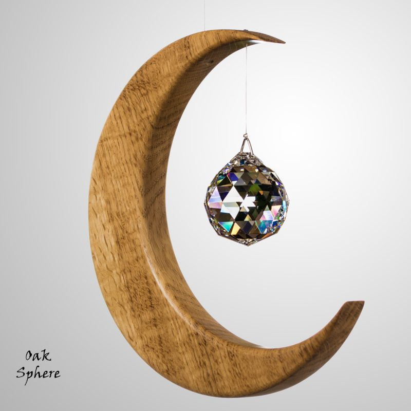 Large Moon Suncatcher