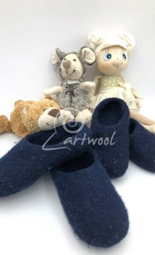 Felted-Merino-Wool-Slippers