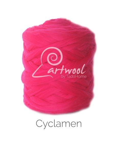 Cyclamen Chunky 100% Chunky Merino Wool Yarn