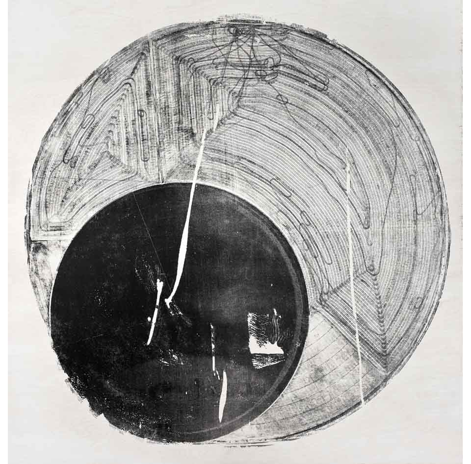 pivot irrigation drawing