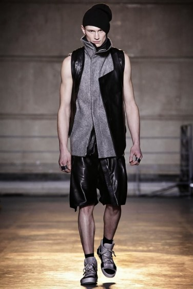 Boris Bidjan Saberi, Menswear, Fall Winter, Paris, 2014