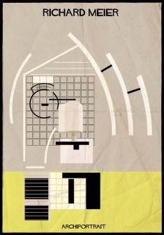 Federico Babina - Archi Portrait - Richard Meier