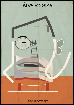 Federico Babina - Archi Portrait - Alvaro Siza