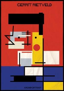 Federico Babina - Archi Portrait - Gerrit Rietveld