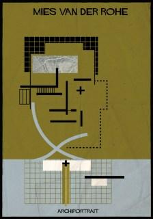 Federico Babina - Archi Portrait - Mies Van der Rohe