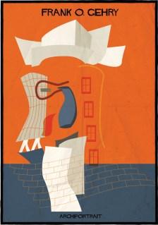Federico Babina - Archi Portrait - Frank O Gehry