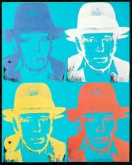 Joseph Beuys - Andy Warhol