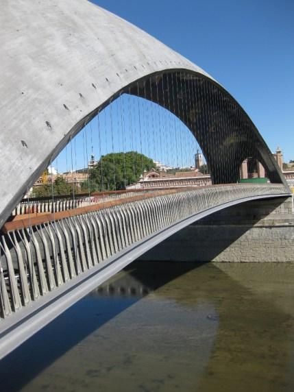 Madrid - Puente Cascara