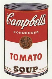 Warhol Campbell's Soup 1968