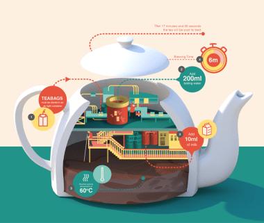 Teapot - Jing Zhang - Imaginary Factory