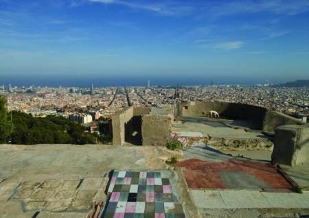 Turò de la Rovira, Barcellona