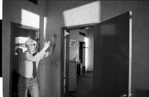 Christopher Makos - The Room