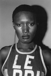 Grace Jones by Christopher Makos