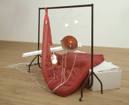 Beyond the Pleasure Principle 2000 by Sarah Lucas