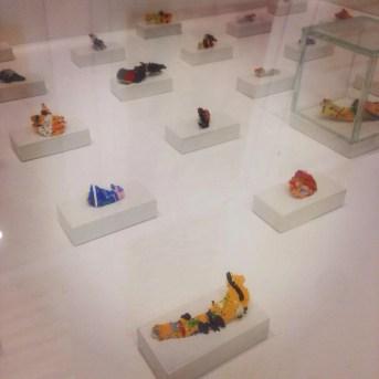 Waste collection #1 #2 #3 di Chiara Capellini - Triennale di Milano 2014