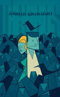 Ale Giorgini - Alfred Hitchcock - The Birds