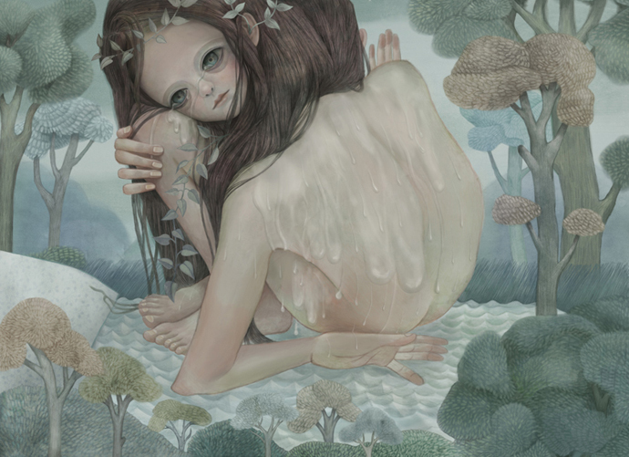 Sticky Girl - Hsiao-Ron Cheng
