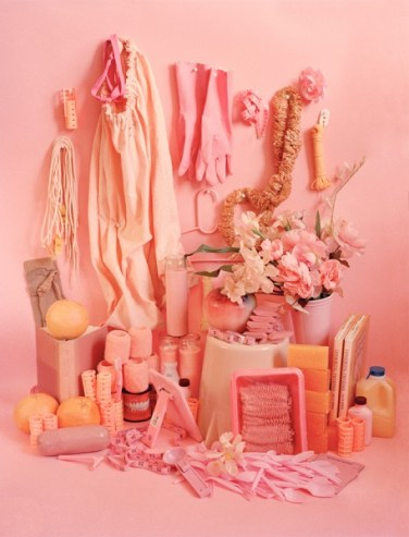 Color studies - Pink