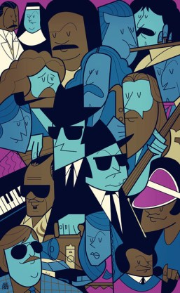 Ale Giorgini - The Blues Brothers