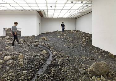 Riverbed - Olafur Eliasson