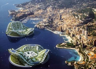 Lilypad Floating Ecopolis - Vincent Callebaut Architectures 01