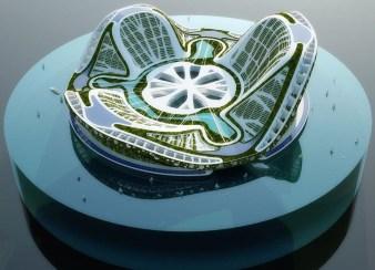 Lilypad Floating Ecopolis - Vincent Callebaut Architectures 03
