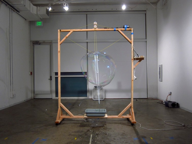 nicholas hanna bubble device