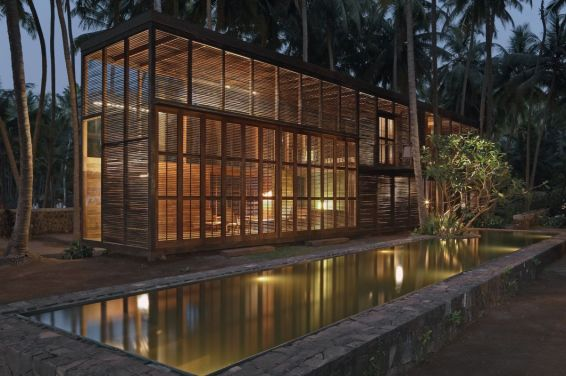 Studio Mumbai - Palmyra House