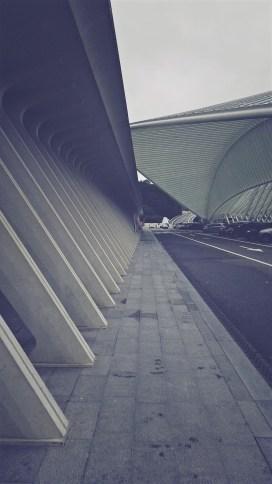 Gare de Liége-Guillemins - foto di Diego De Rienzo