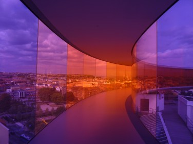 Your rainbow panorama - Olafur Eliasson