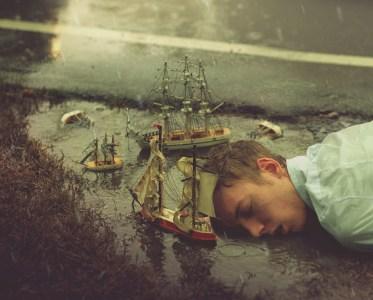 Kyle Thompson - Sinking Captain (2012)